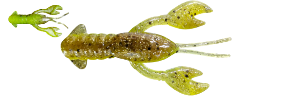 Natural Goby/Chartreuse (G006-024)