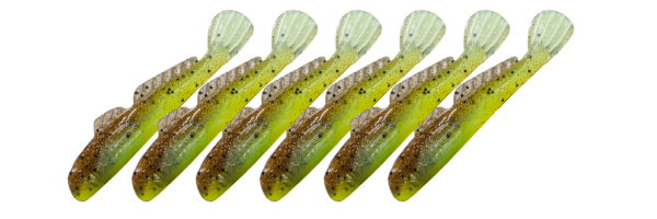 GOLIATH GOBY Natural Goby/Chartreuse (G016-024)