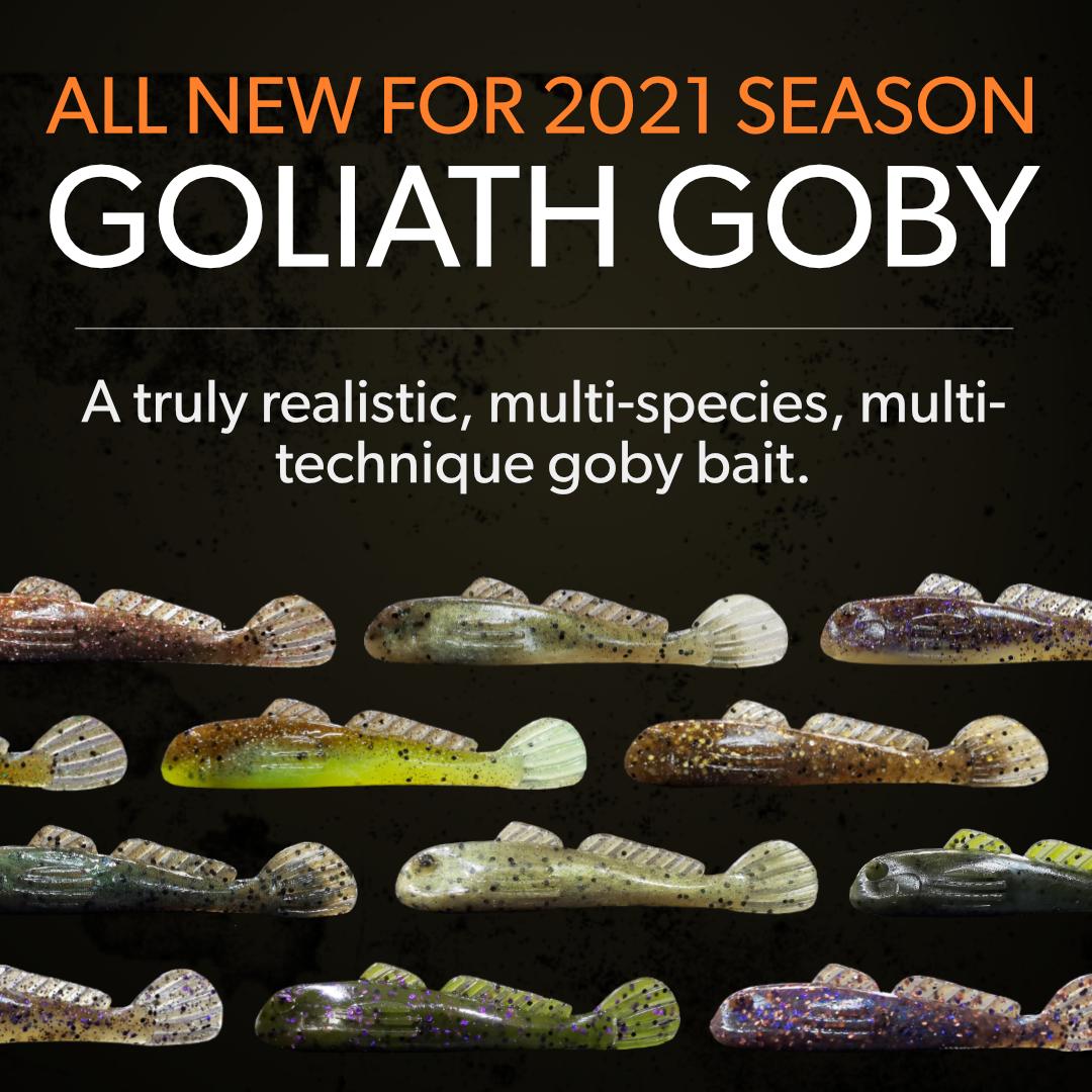 Goliath Goby New Bait Grumpy Bait Company